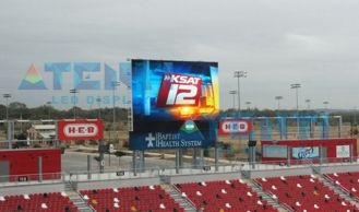 P16mm - 240sqm - USA stadium screen - Texas