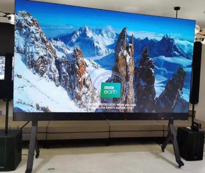 Conferenc/Home Theatre-Led display